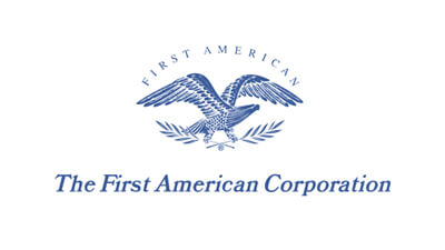 SourceLogix is trusted by The First American Corporation.