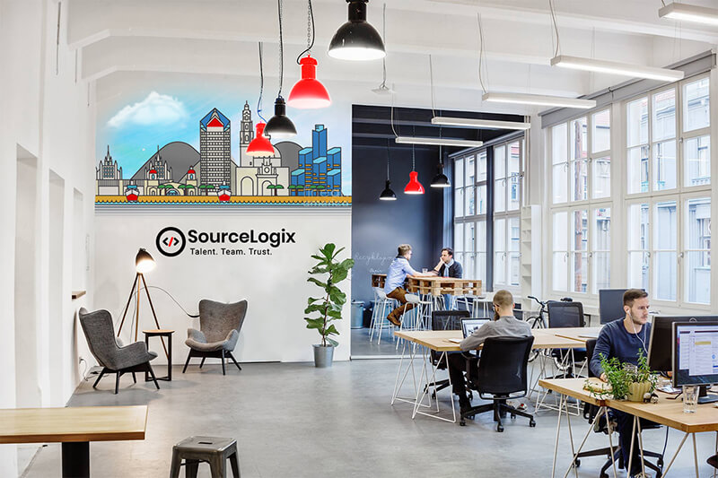 SourceLogix office in San Diego, California, USA
