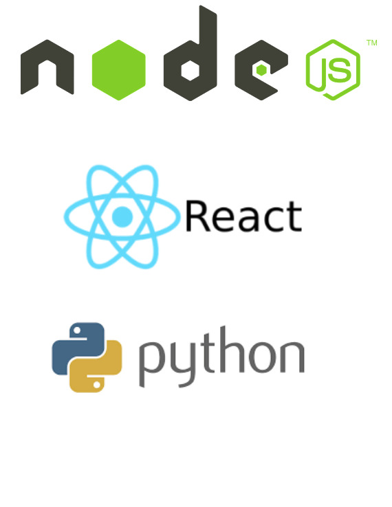SourceLogix has expertise in Node JS, React JS and Python